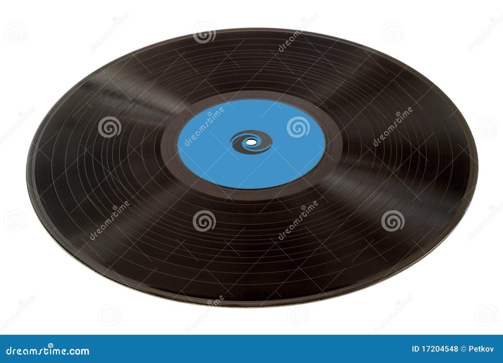 Old Vinyl Record Royalty Free Stock Photos Image 17204548