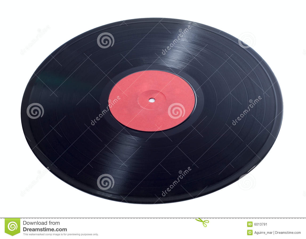 Old Vinyl Record Stock Image Image 6013791