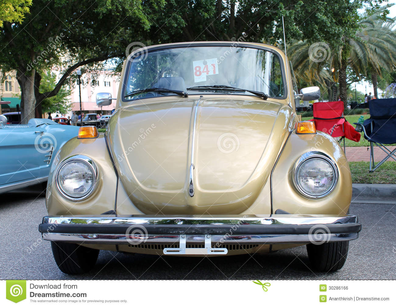 Old Volkswagen car stock photo. Image of business, value - 30286166
