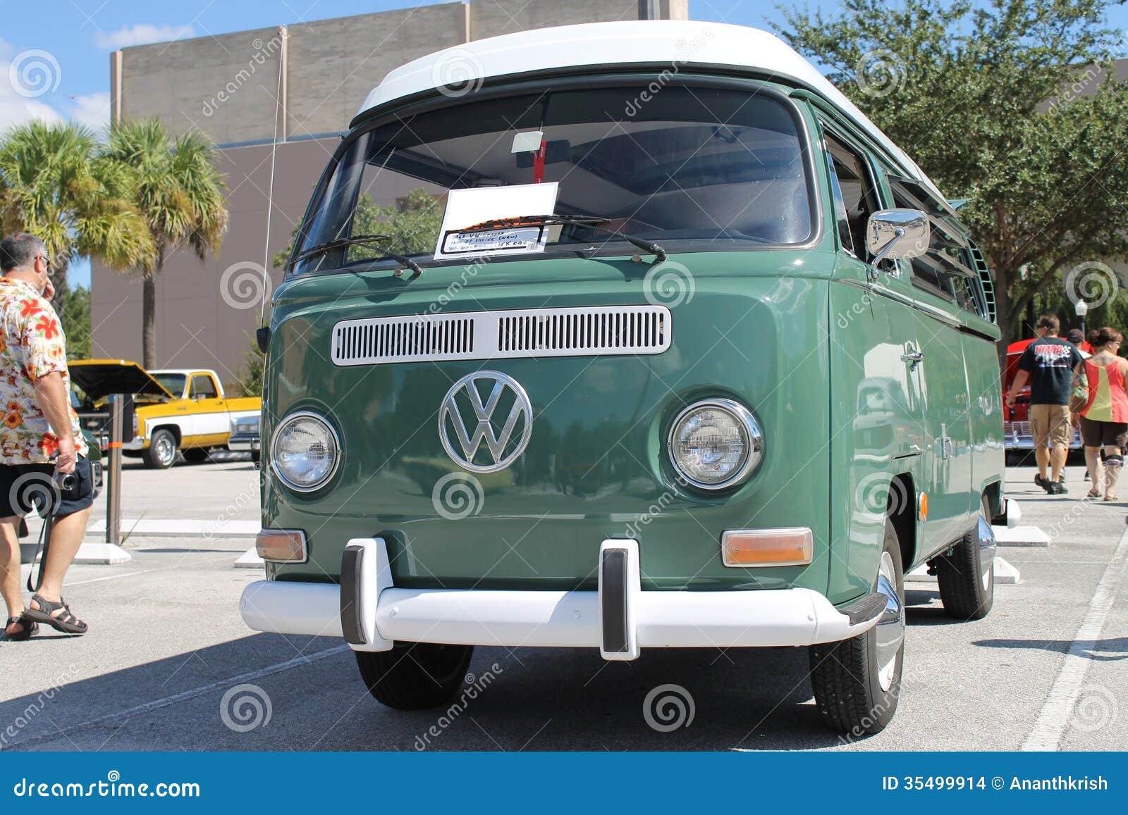 Old Volkswagen Van Car Show Stock Images Download Photos - Lakeland florida car show 2018