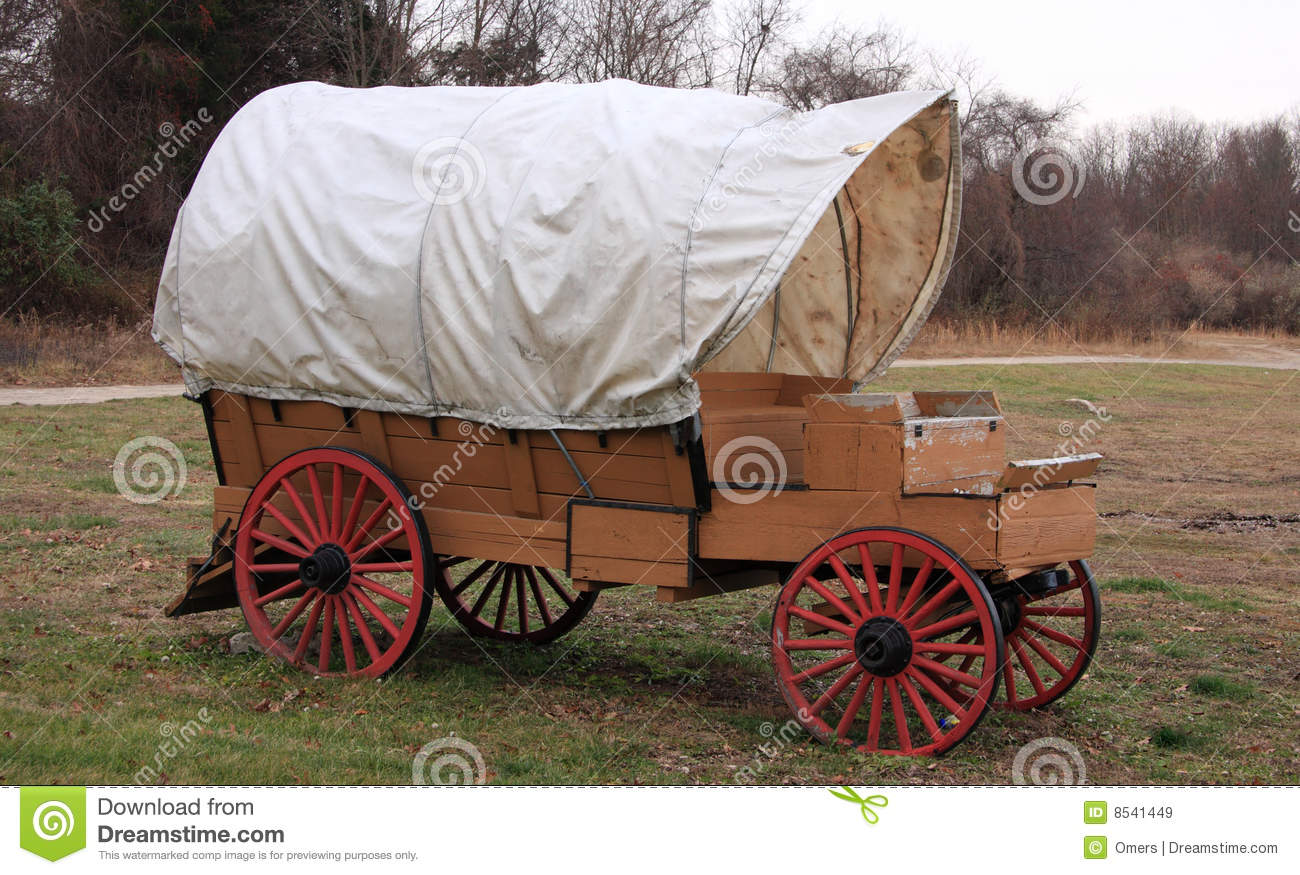 Old Wagon Royalty Free Stock Images - Image: 8541449