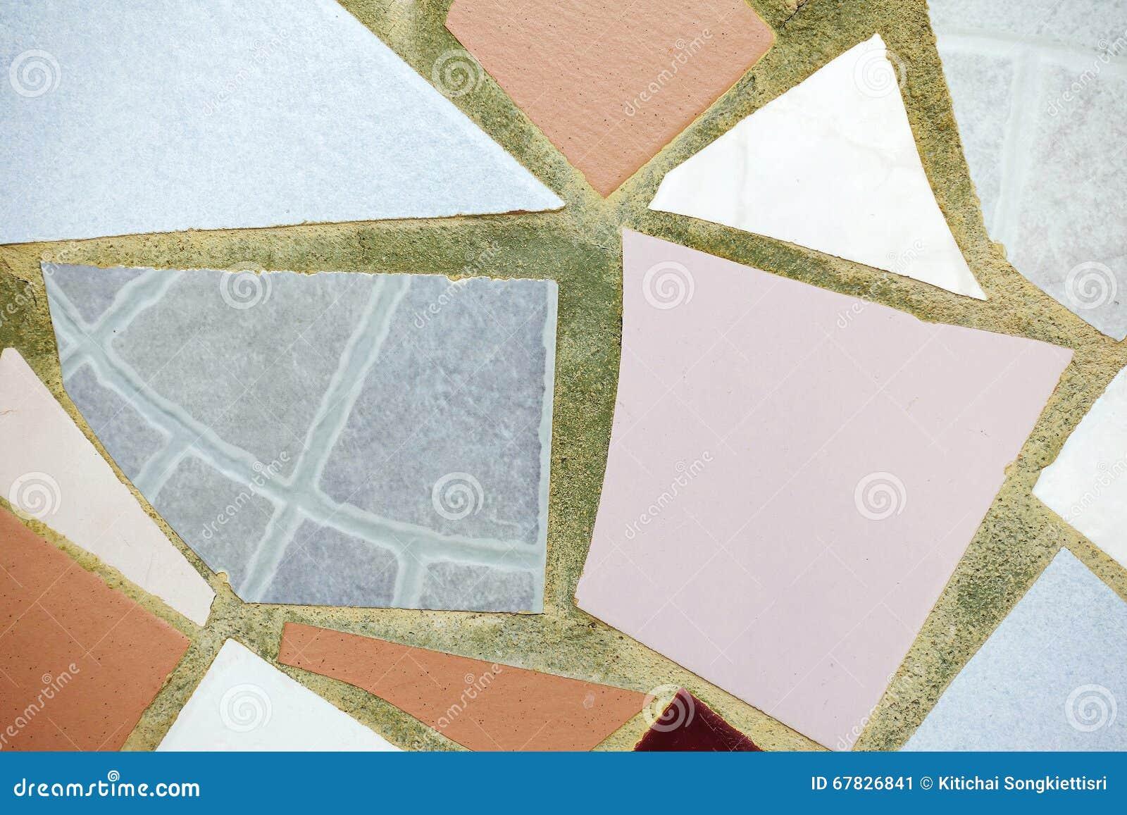 Old Wall Ceramic Tiles Patterns Handcraft For Design Indoor Outdoor ...