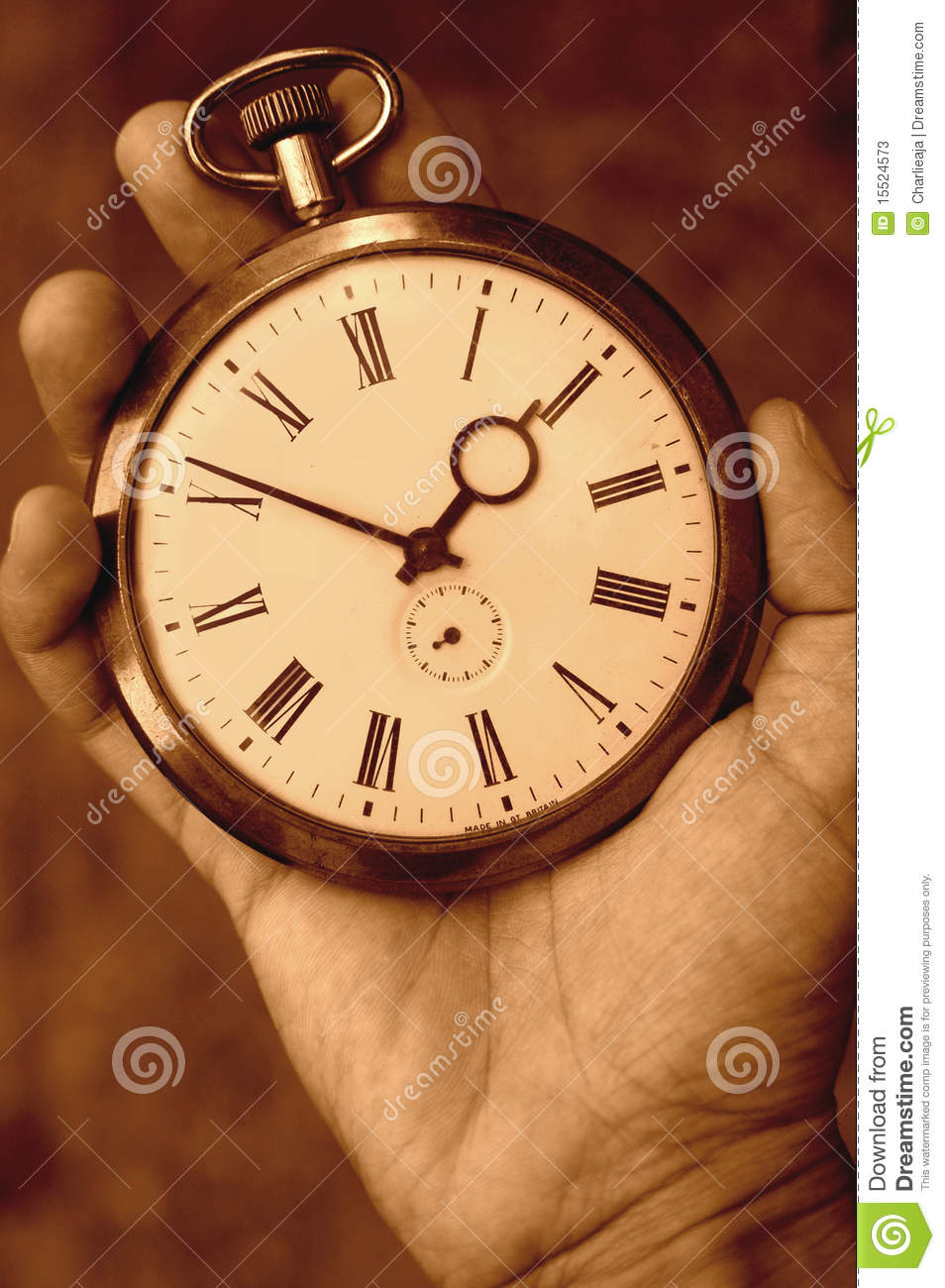 Old Watch Stock Photos Image 15524573