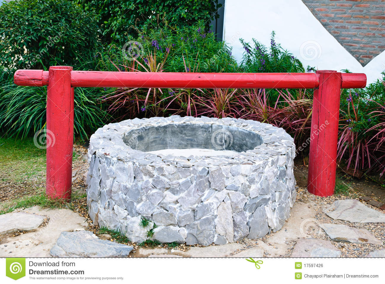 Photos of Old Water Wells http://www.dreamstime.com/royalty-free-stock-image-old-water-well-image17597426