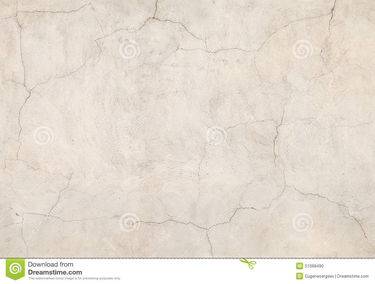 Old Weathered Concrete Wall Seamless Texture Stock Photo Image 51068490