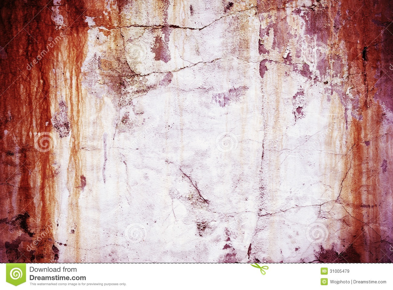 Old Weathered Rusty Wall Royalty Free Stock Images Image