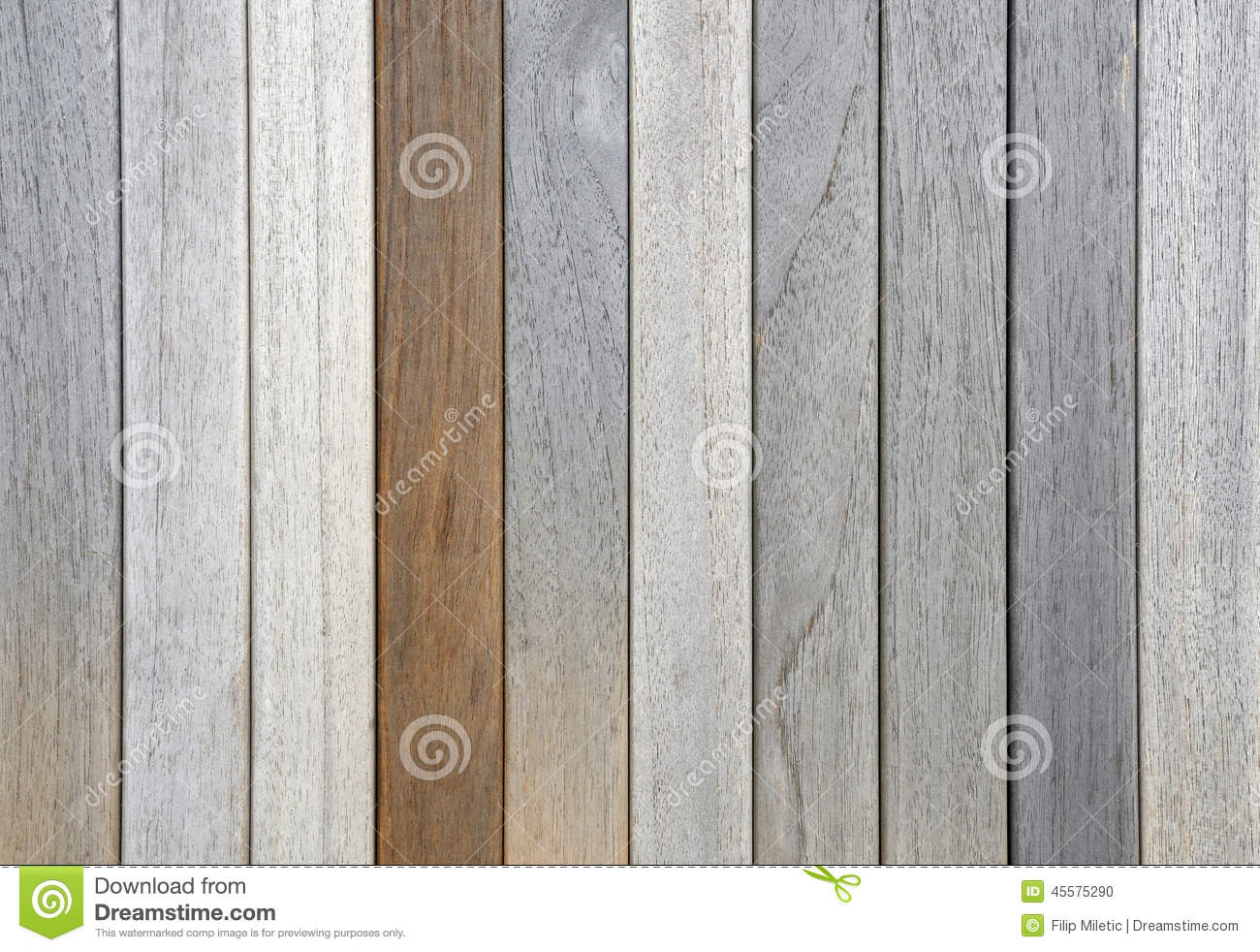old weathered teak planks and one oiled stock photo. Black Bedroom Furniture Sets. Home Design Ideas