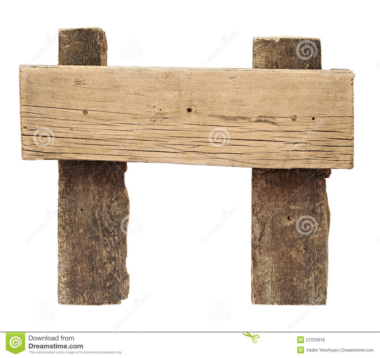 Old Weathered Wood Sign Royalty Free Stock Photos - Image ...