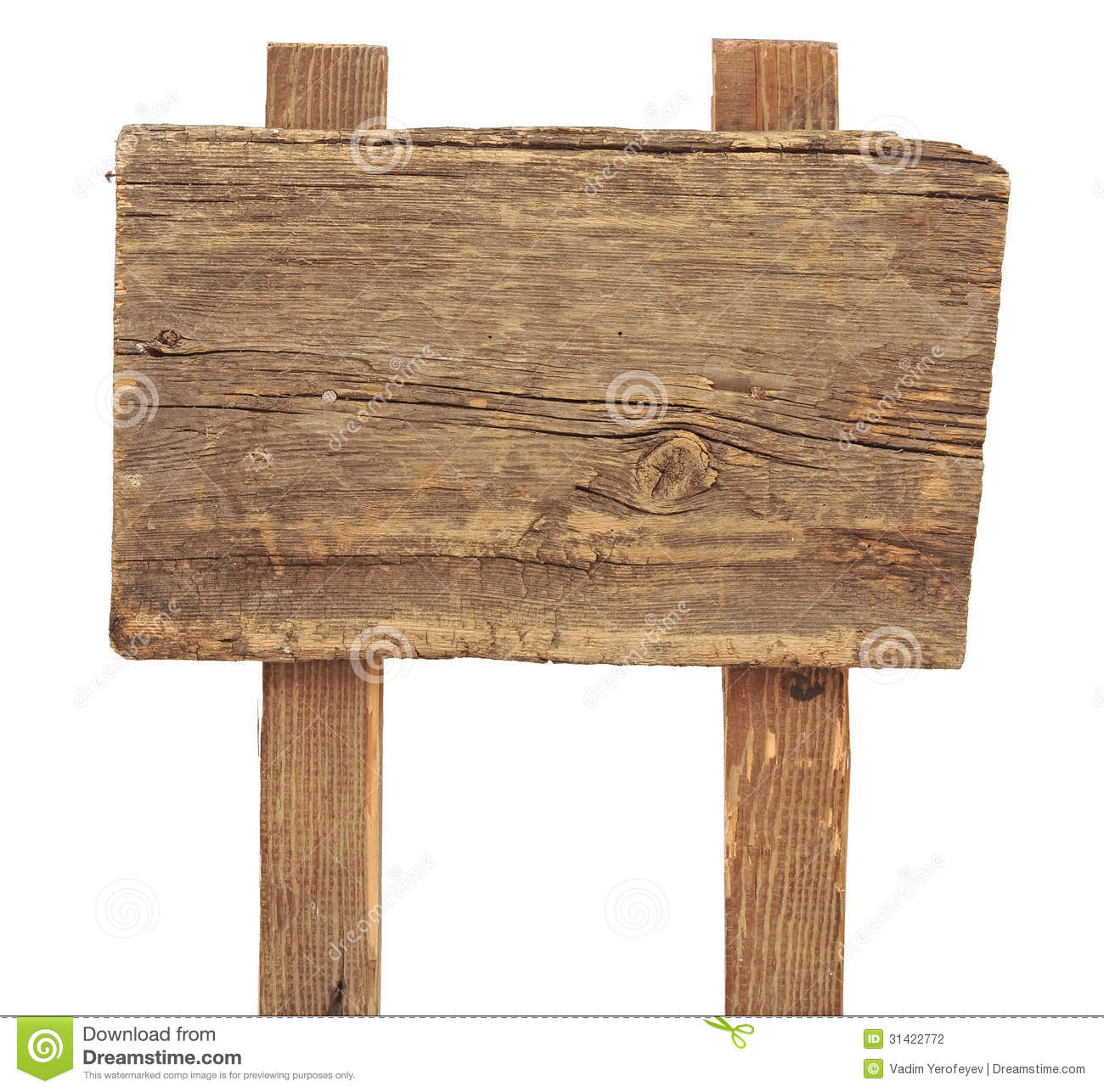 Old weathered wood sign stock photo. Image of wooden ...