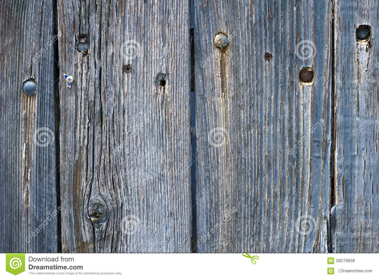Old weathered wooden fence stained blue stock photo image 58279658 blue painted peeling stained weathered wooden baanklon Images