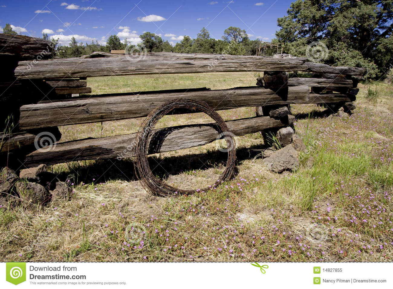 Wooden Farm Fence images: wooden farm fence