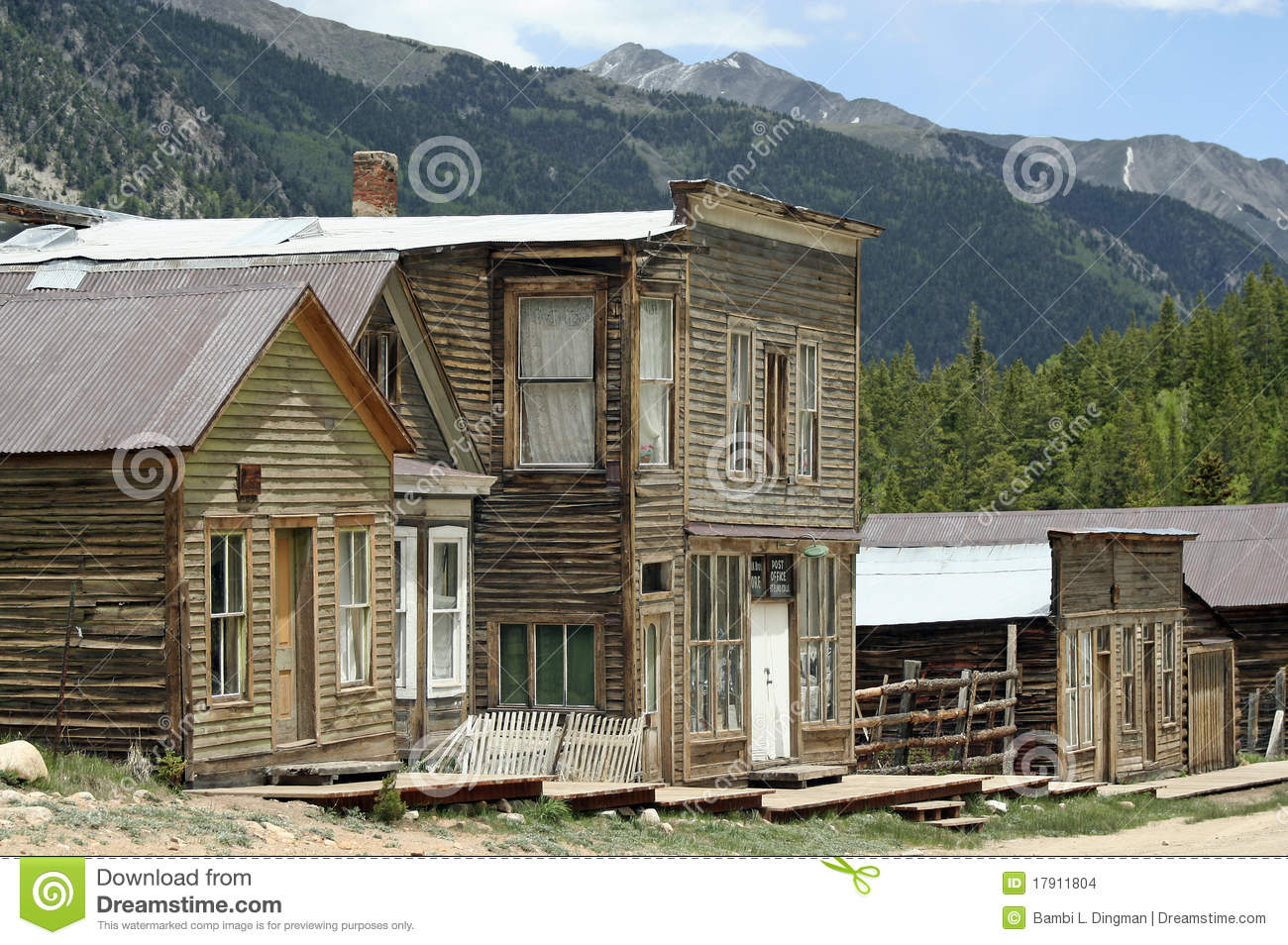 Intriguing Wild West Ghost Towns | Urban Ghosts