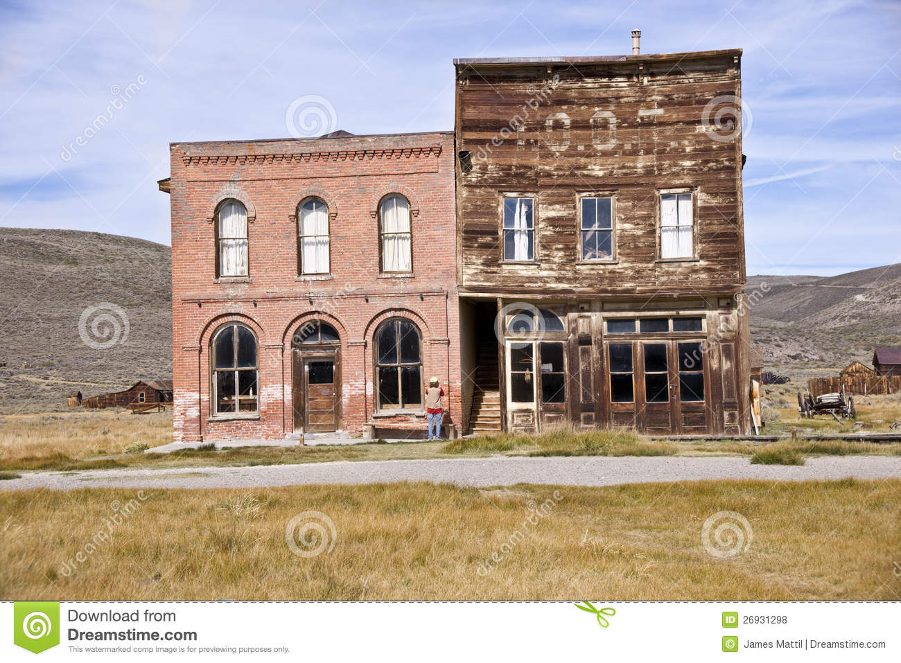 Old West Ghost Town Ro...