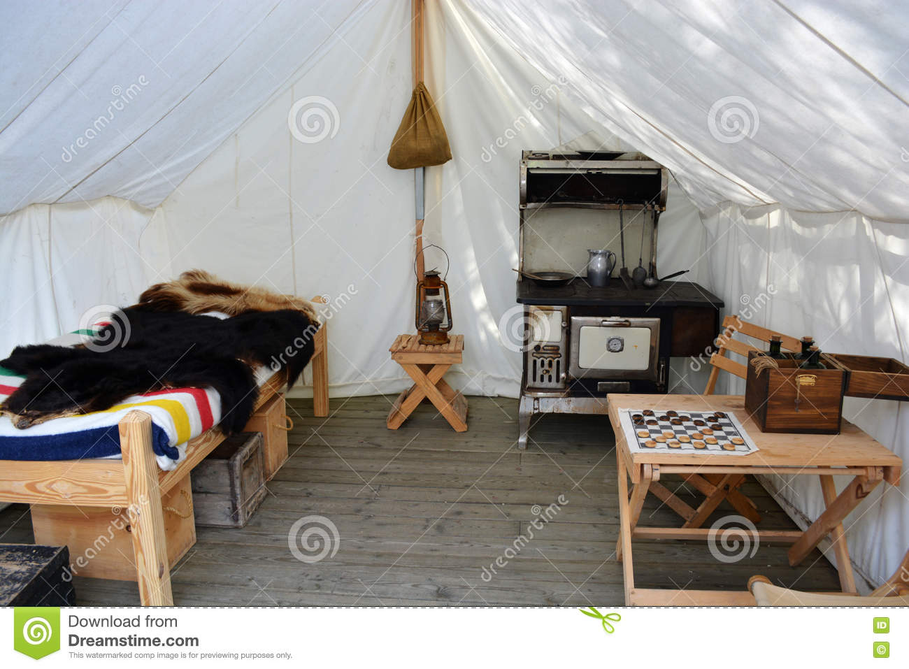 Old Western Prospectoru0027s / Traderu0027s Tent Stock Photography & Prospector tent stock image. Image of magic montreal - 83370697