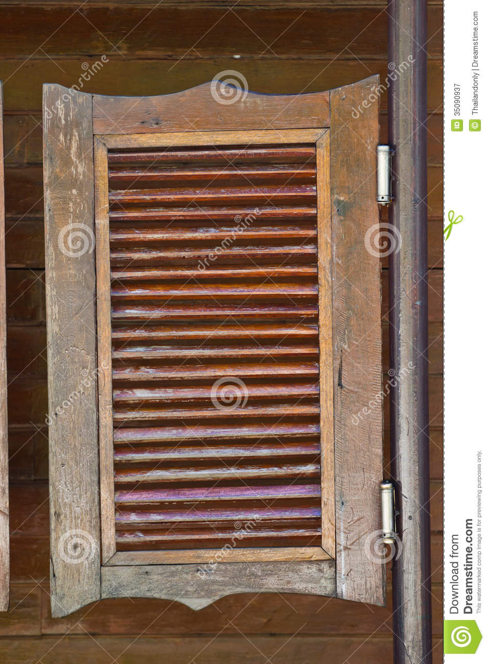 Old Western Swinging Saloon Doors Stock Image Image Of
