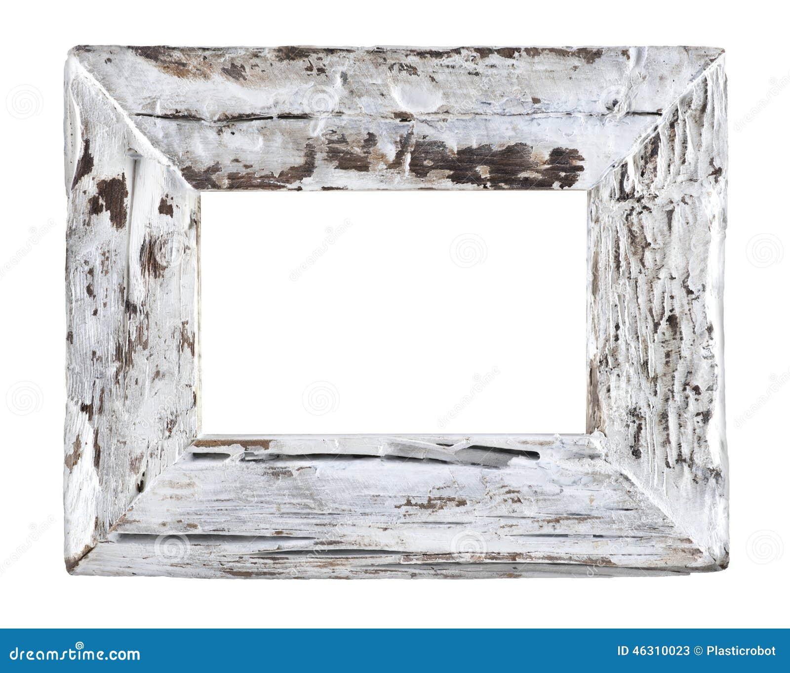 Old White Barn Wood Frame Stock Image Image Of Grain