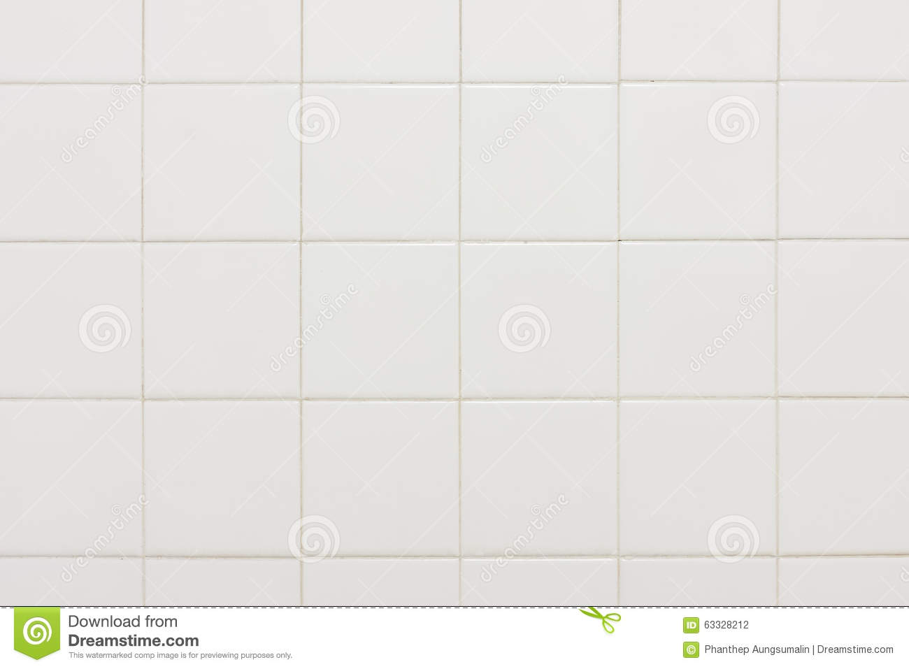 Old White Bathroom Tiles Texture Background Stock Photo 63328212 ...