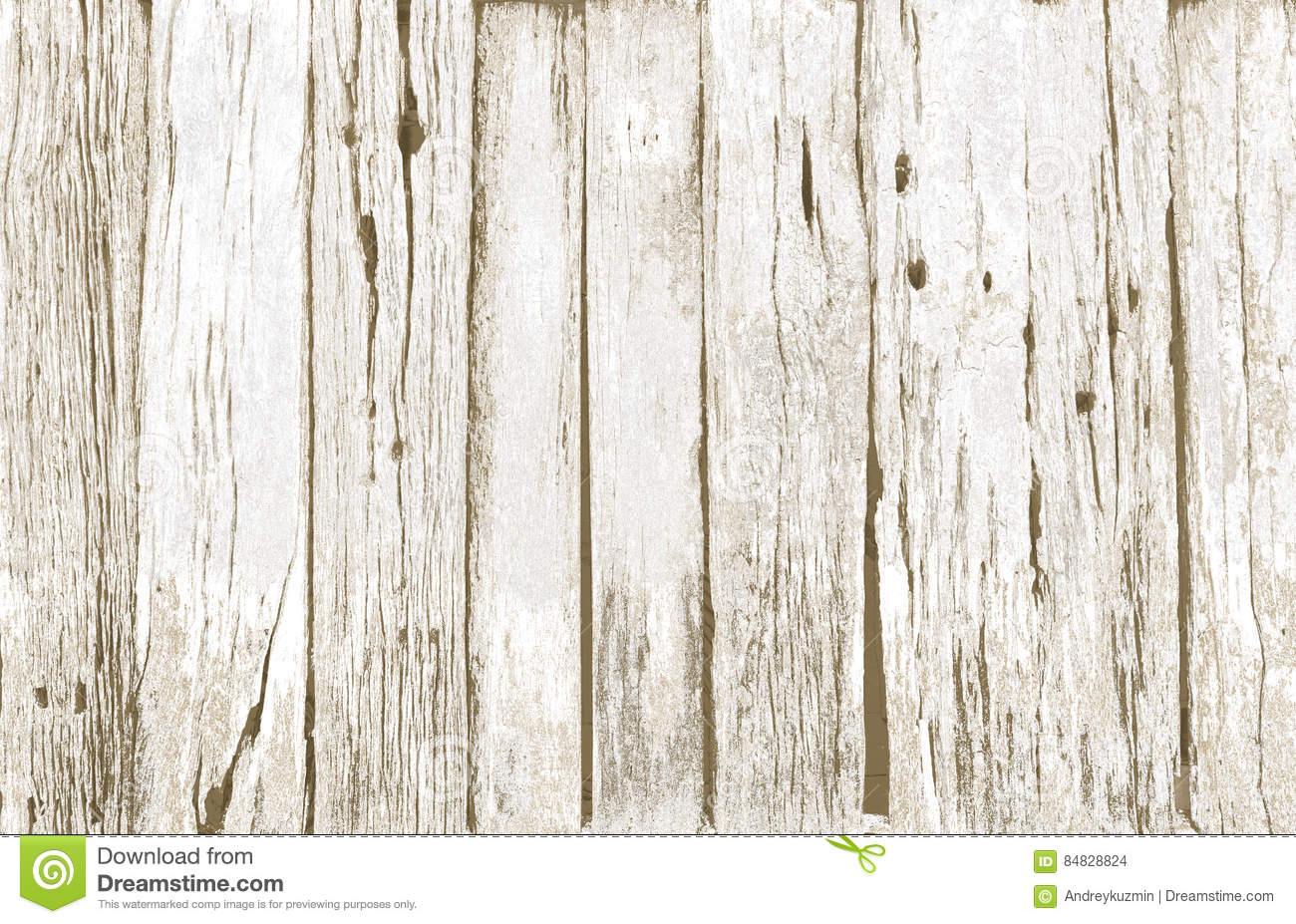 Old White Wood Background Stock Photo - Image: 84828824