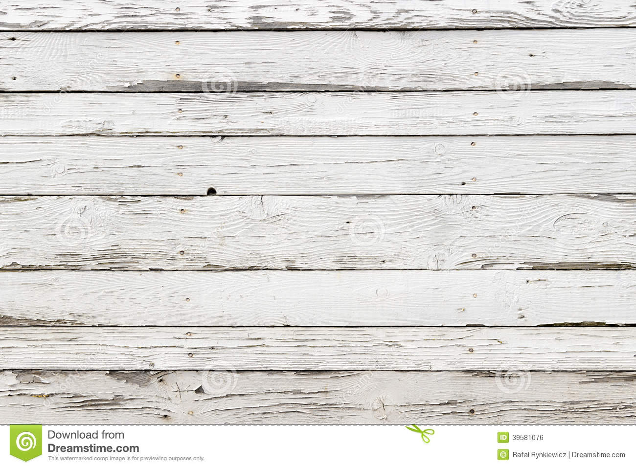 Old wooden boards as background - Background Natural Old Texture White Wood