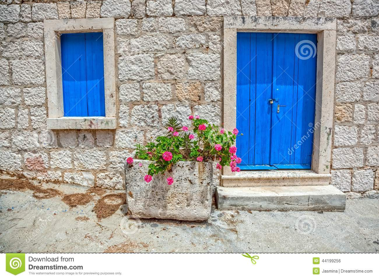 Old window and door stock photo image 44199256 for Location of doors and windows