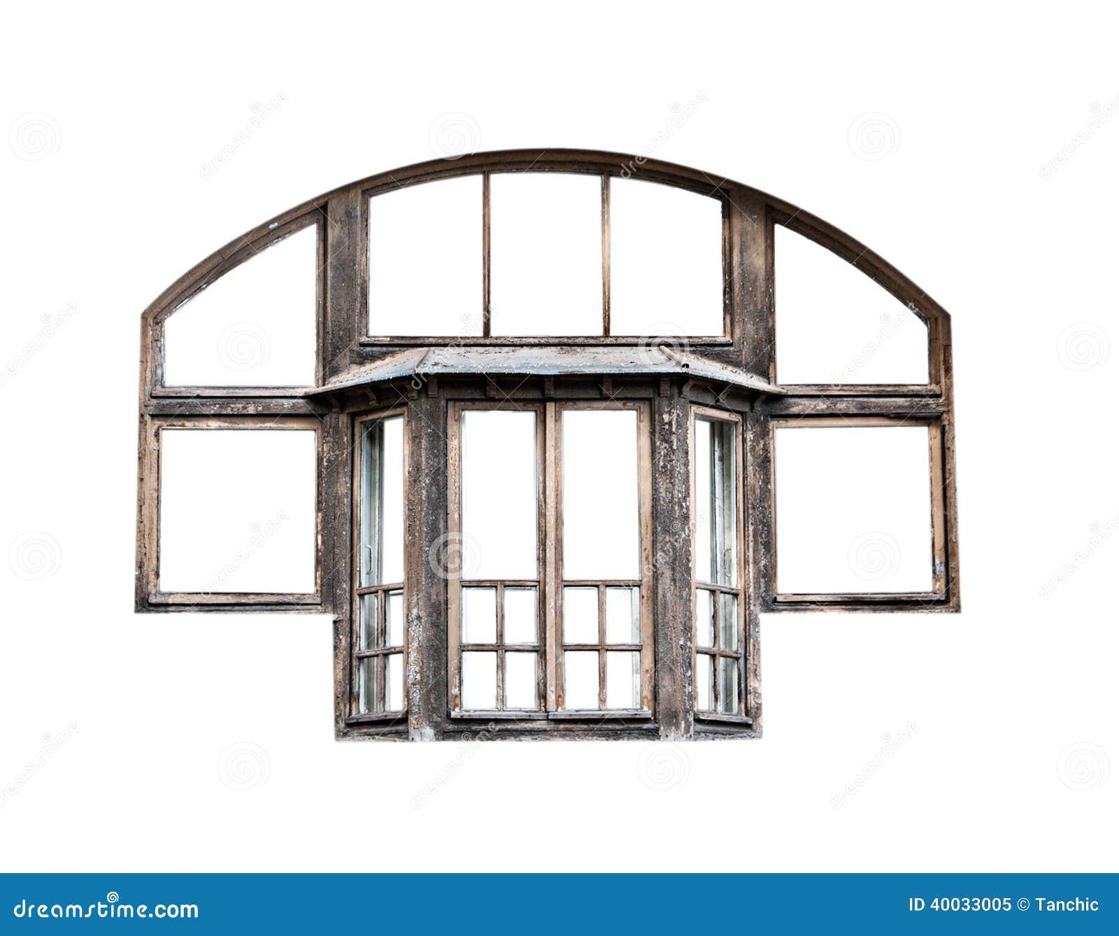 Old window frame isolated stock image. Image of frame - 40033005
