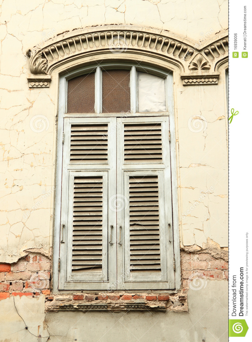 Old Window With Wood Frame Royalty Free Stock Image Image 16939006
