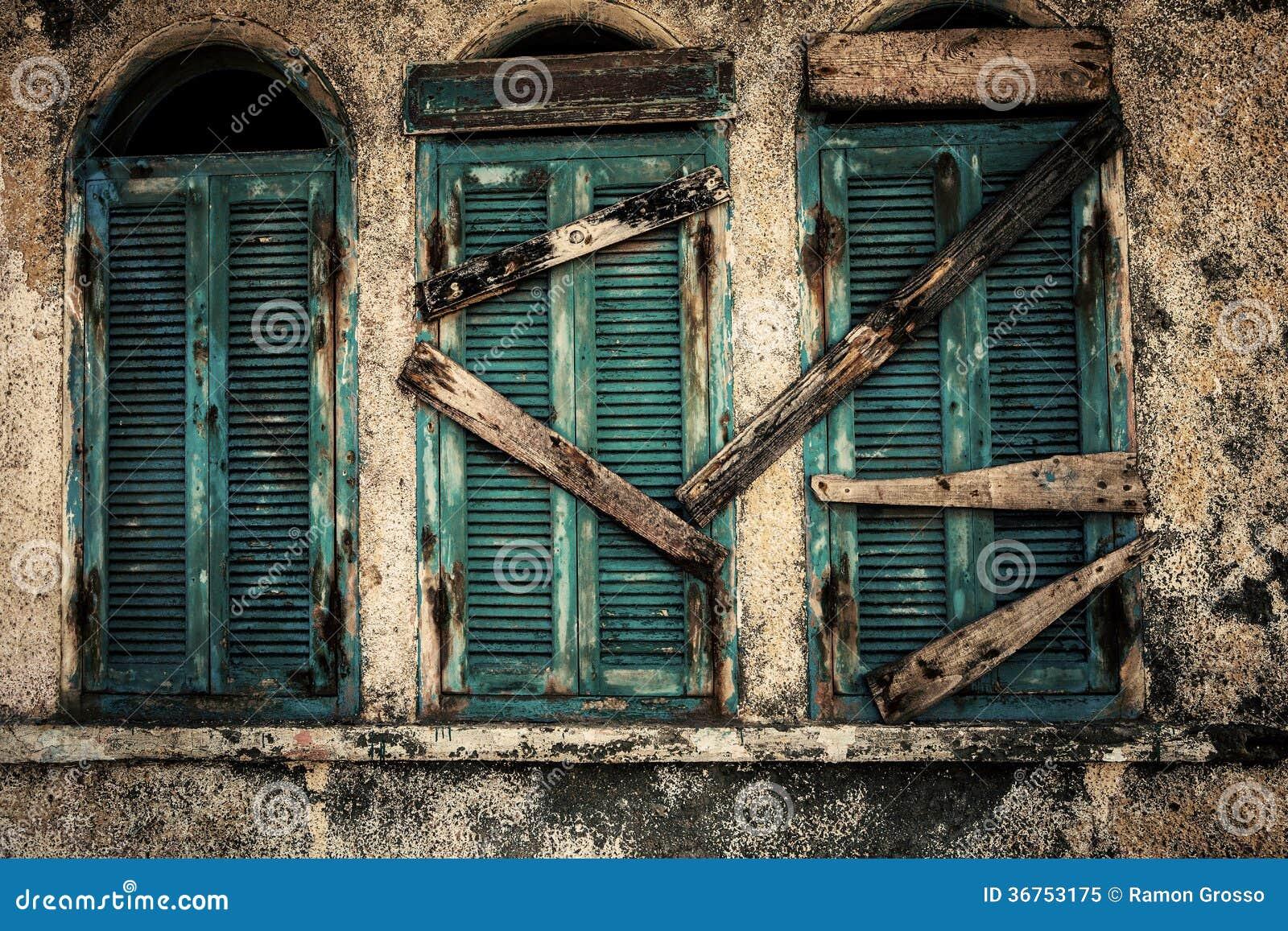 Old Windows Old Windows Royalty Free Stock Photo Image 36753175