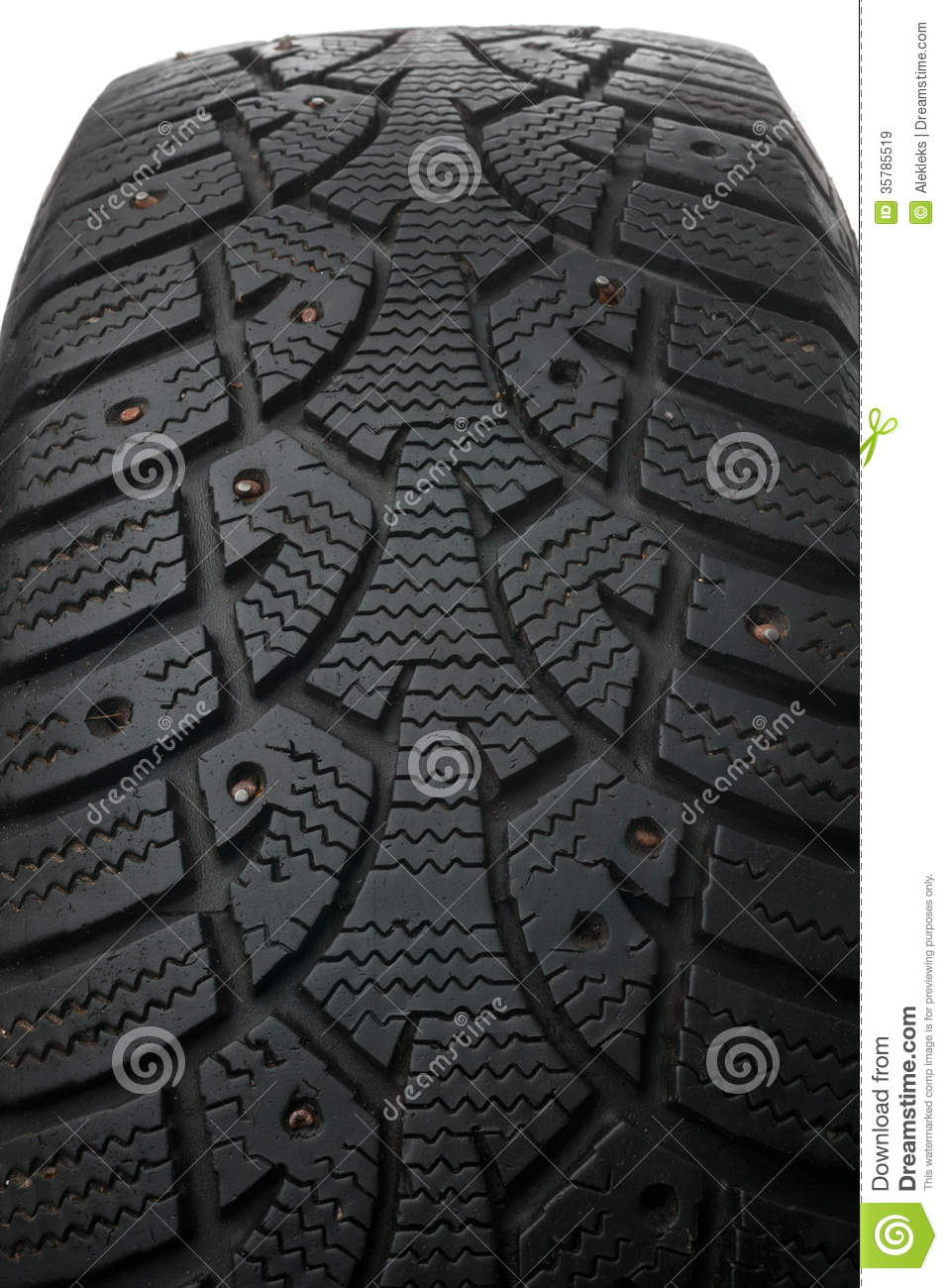 how to put studs on winter tires