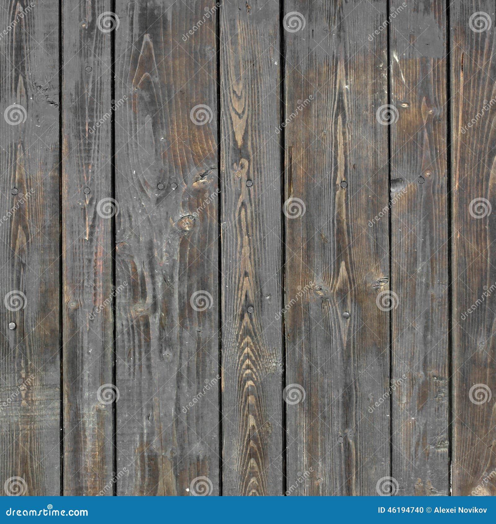 Old Wood Flat Plank Panel Stock Photo Image 46194740