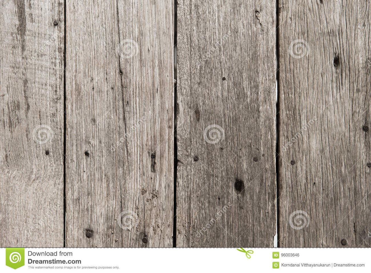 Old Wood Floor Pale Color For Background Texture Stock Photo Image