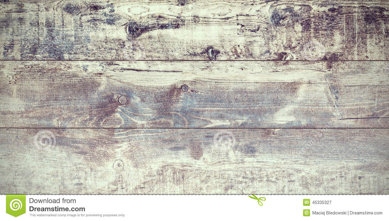Old wooden background, retro rustic boards