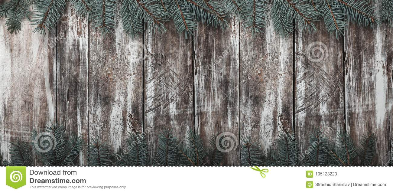 An old wooden background with space for a congratulatory message on the occasion of winter or other occasions.