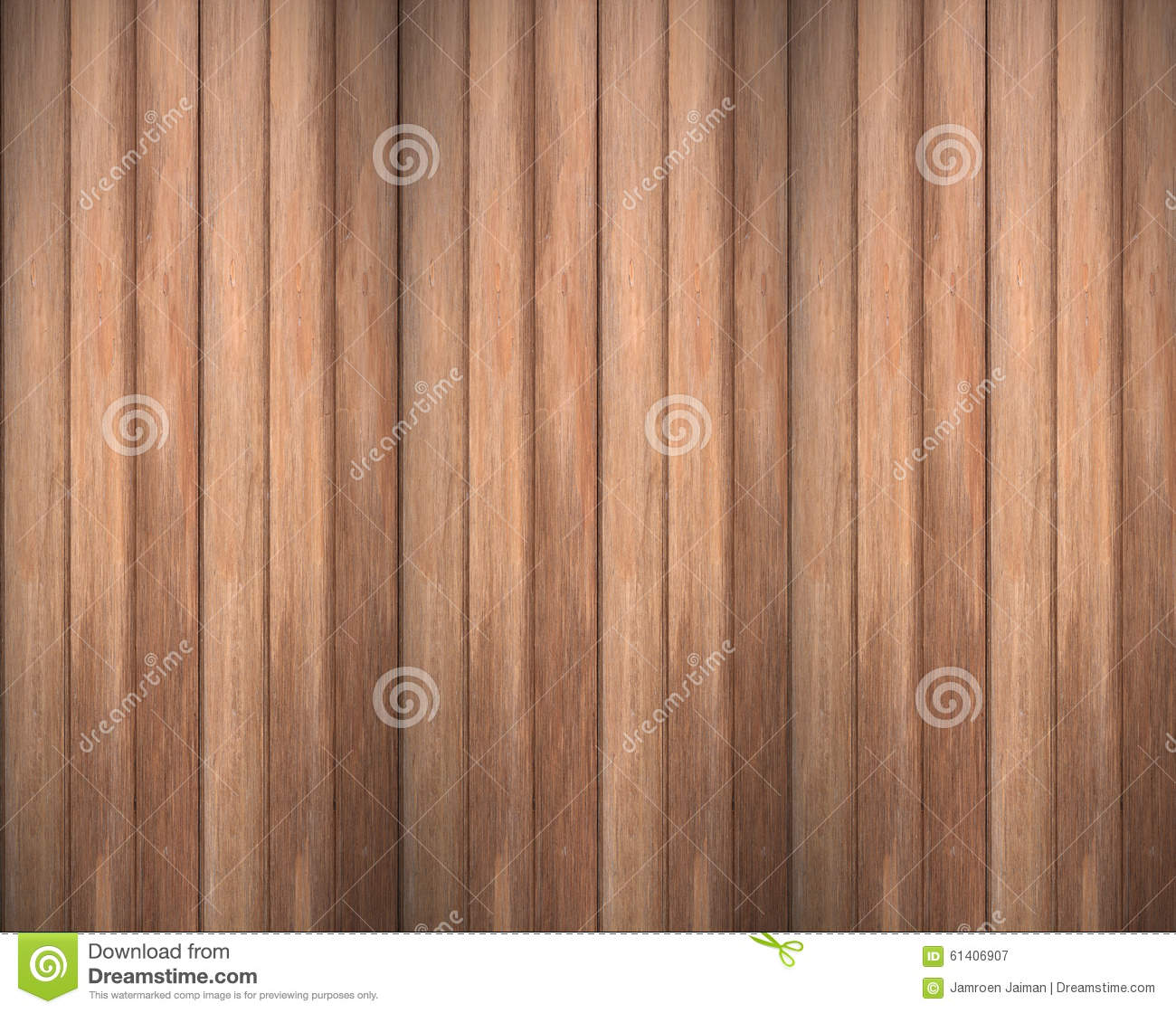Old Wooden Background With Vertical Boards Stock Image