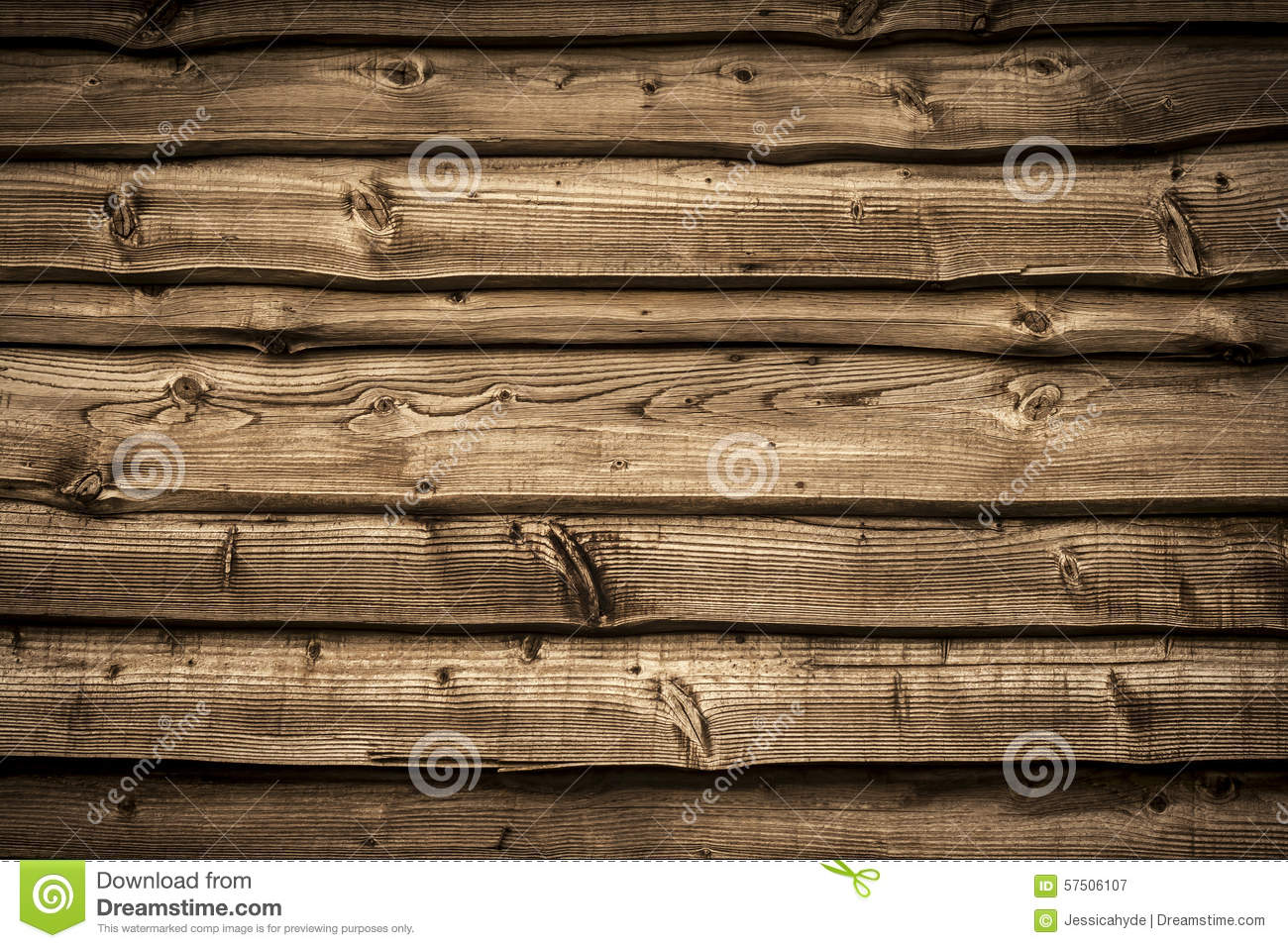 Old Wooden Barn Wall Stock Photo Image 57506107