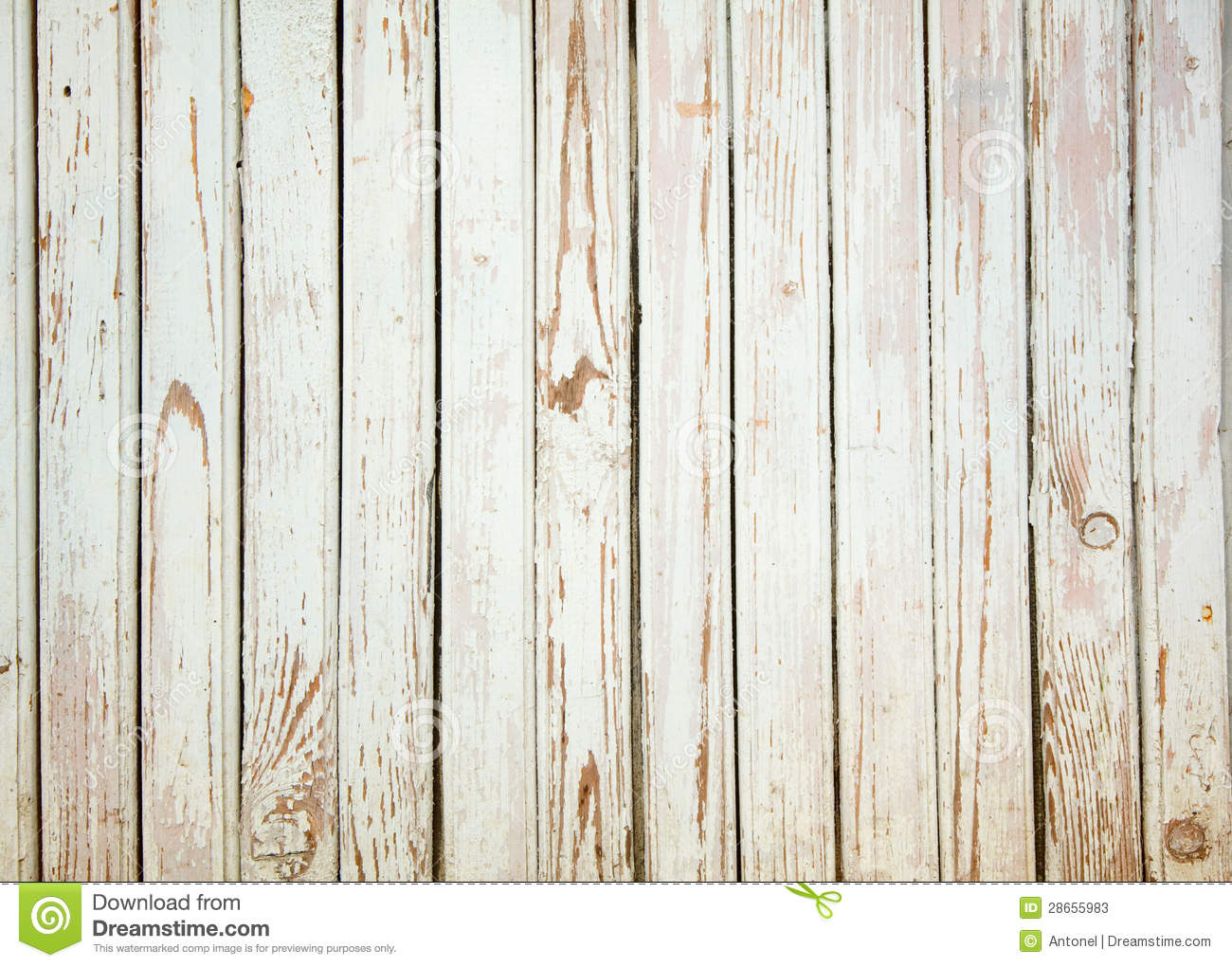 Old Wooden Board Stock Image Image Of Textured White