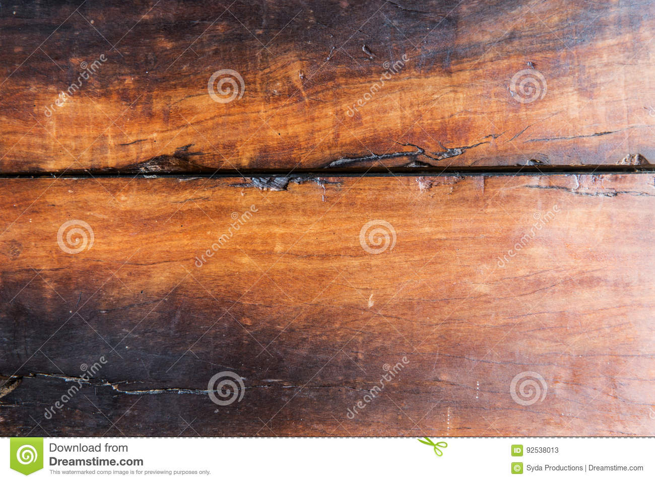 Old wooden boards as background - Old Wooden Boards Background Stock Photo