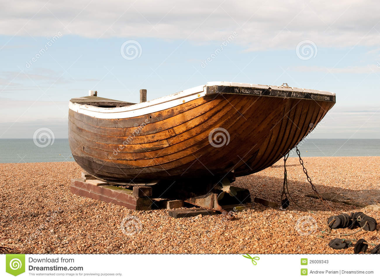 Old Wooden Boat Stock Photos - Image: 26009343