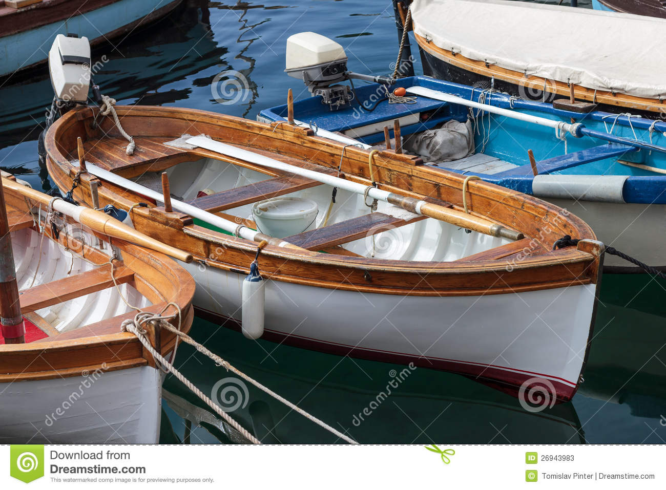 Old Wooden Boats stock image. Image of vacation, wood - 26943983