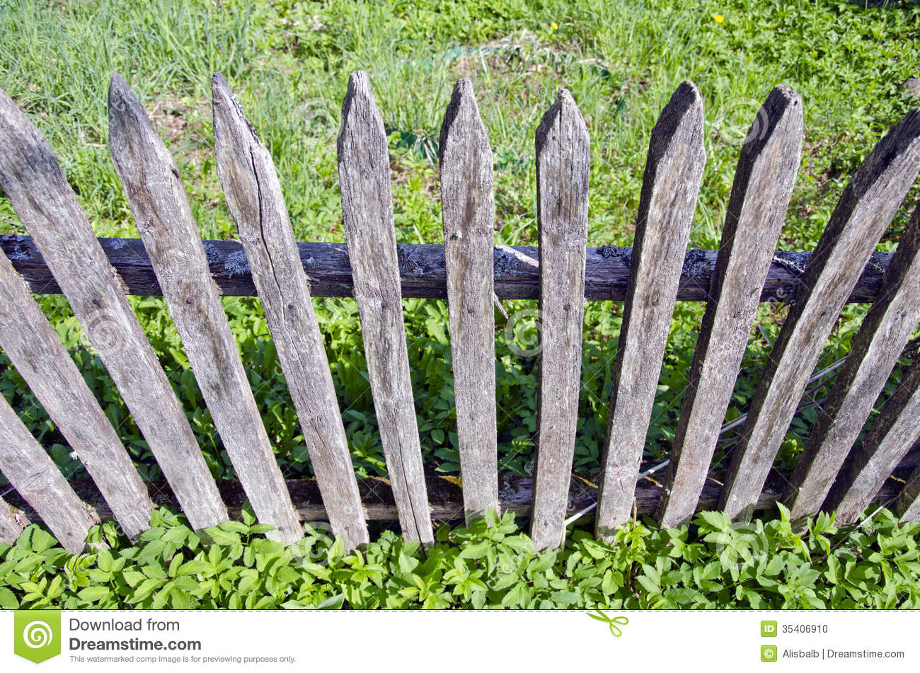 Wooden Farm Fence old wooden farm fence stock images - image: 25457954