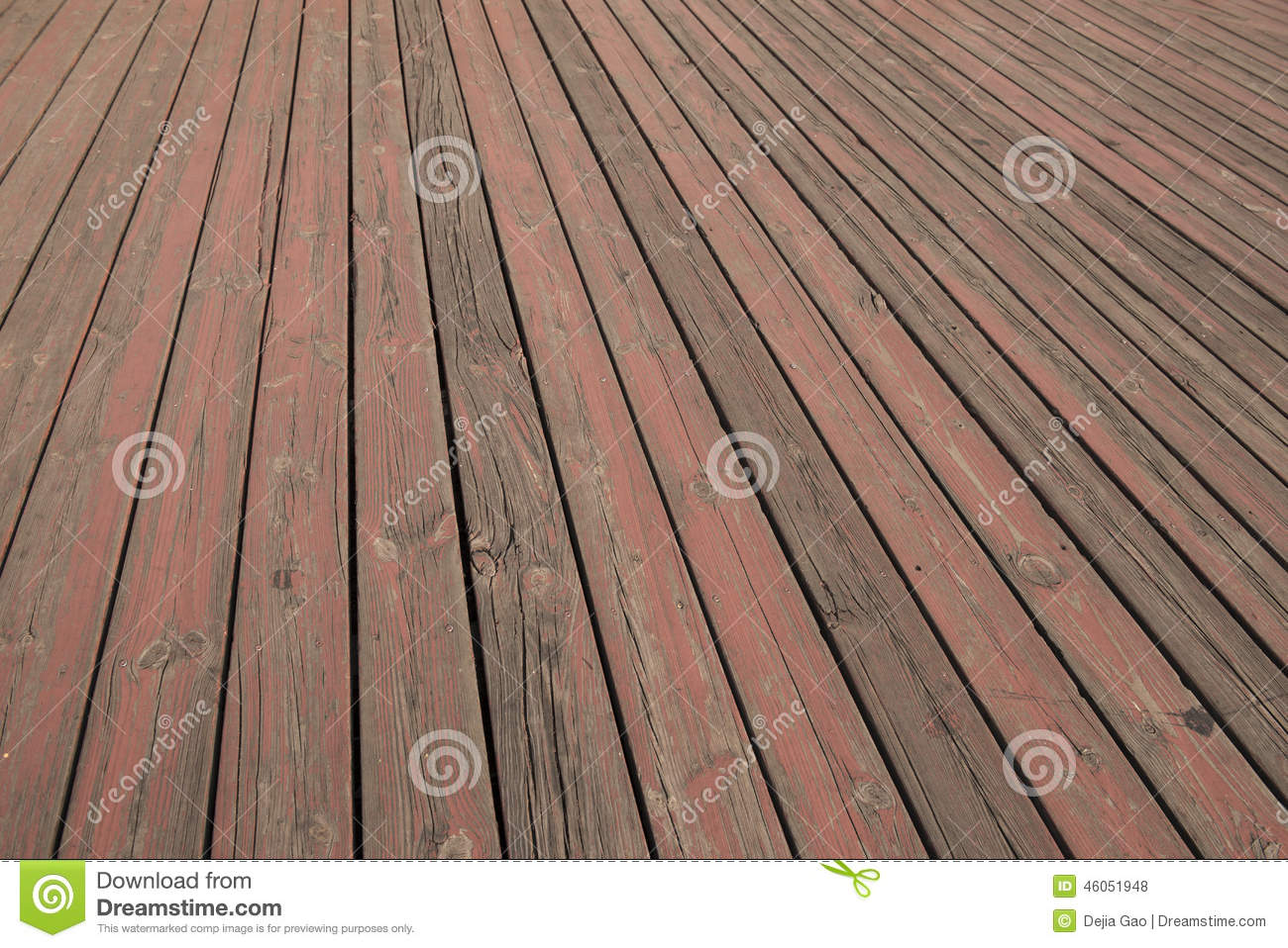 Wooden Deck Wood Floor Board Texture Stock Photo Image