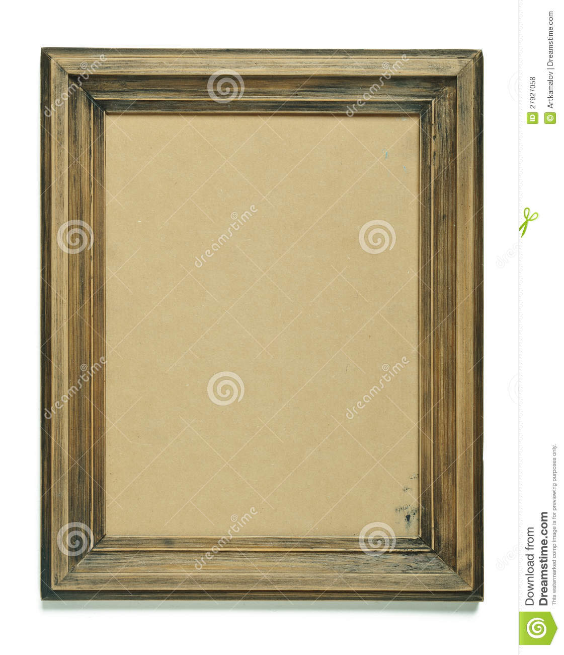 wood picture frame template - photo #18