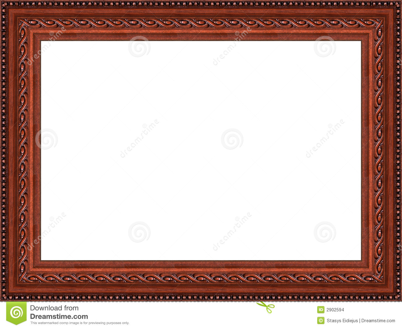 Old wooden frame stock photo. Image of photo, retro, design - 2902594