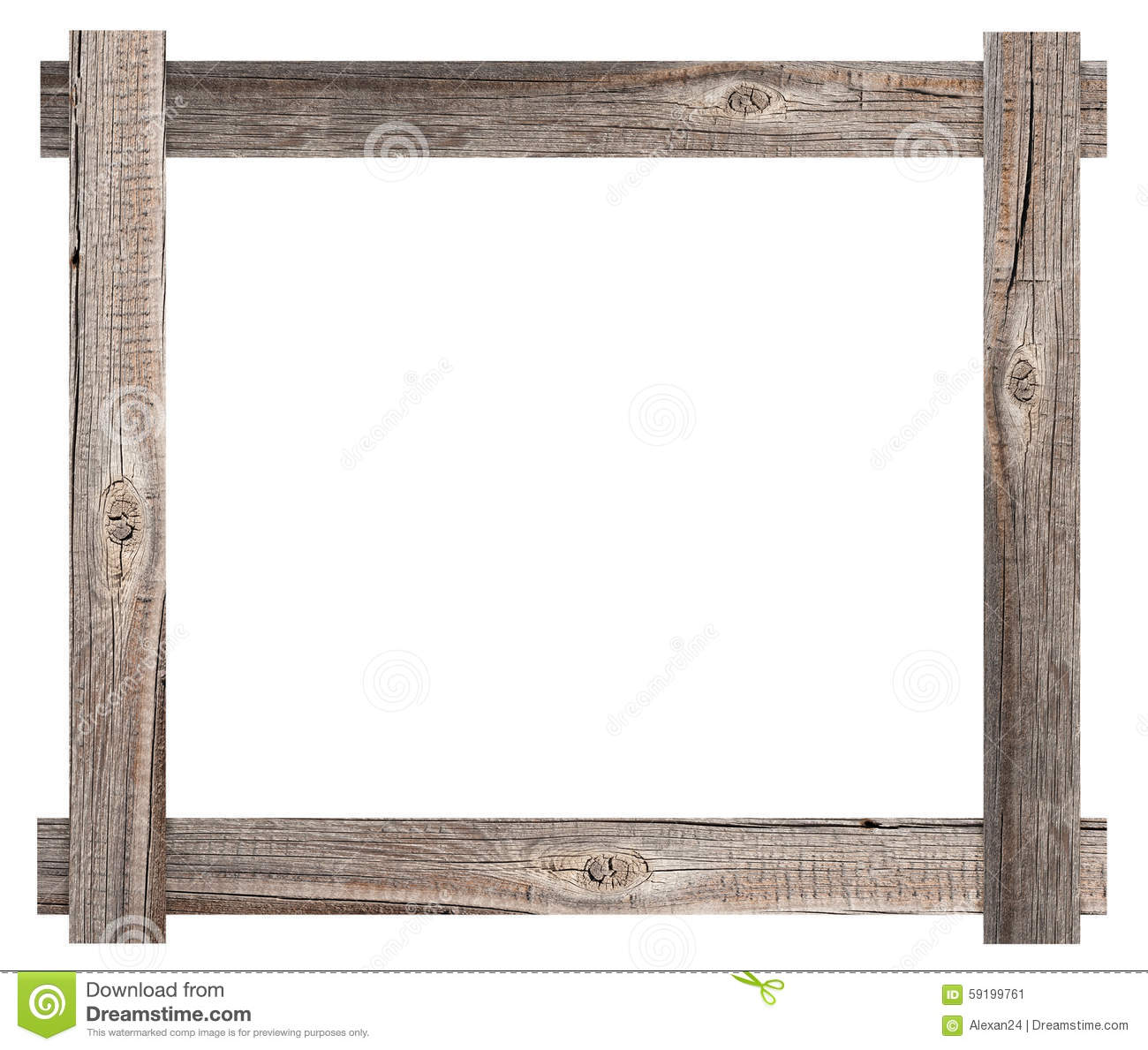 how to build a wooden picture frame