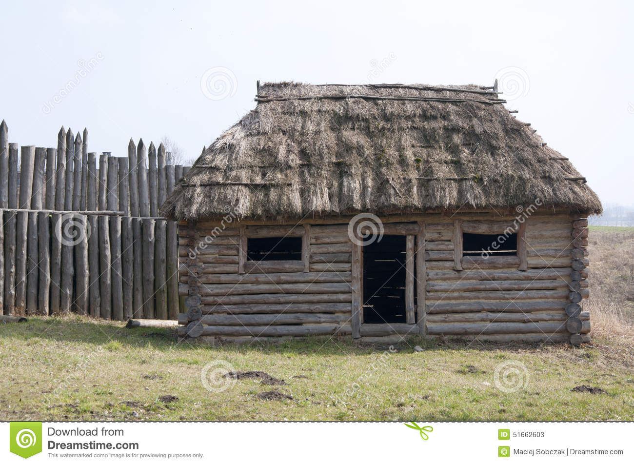 Old wooden house medieval stock photo image 51662603 for Wood house images