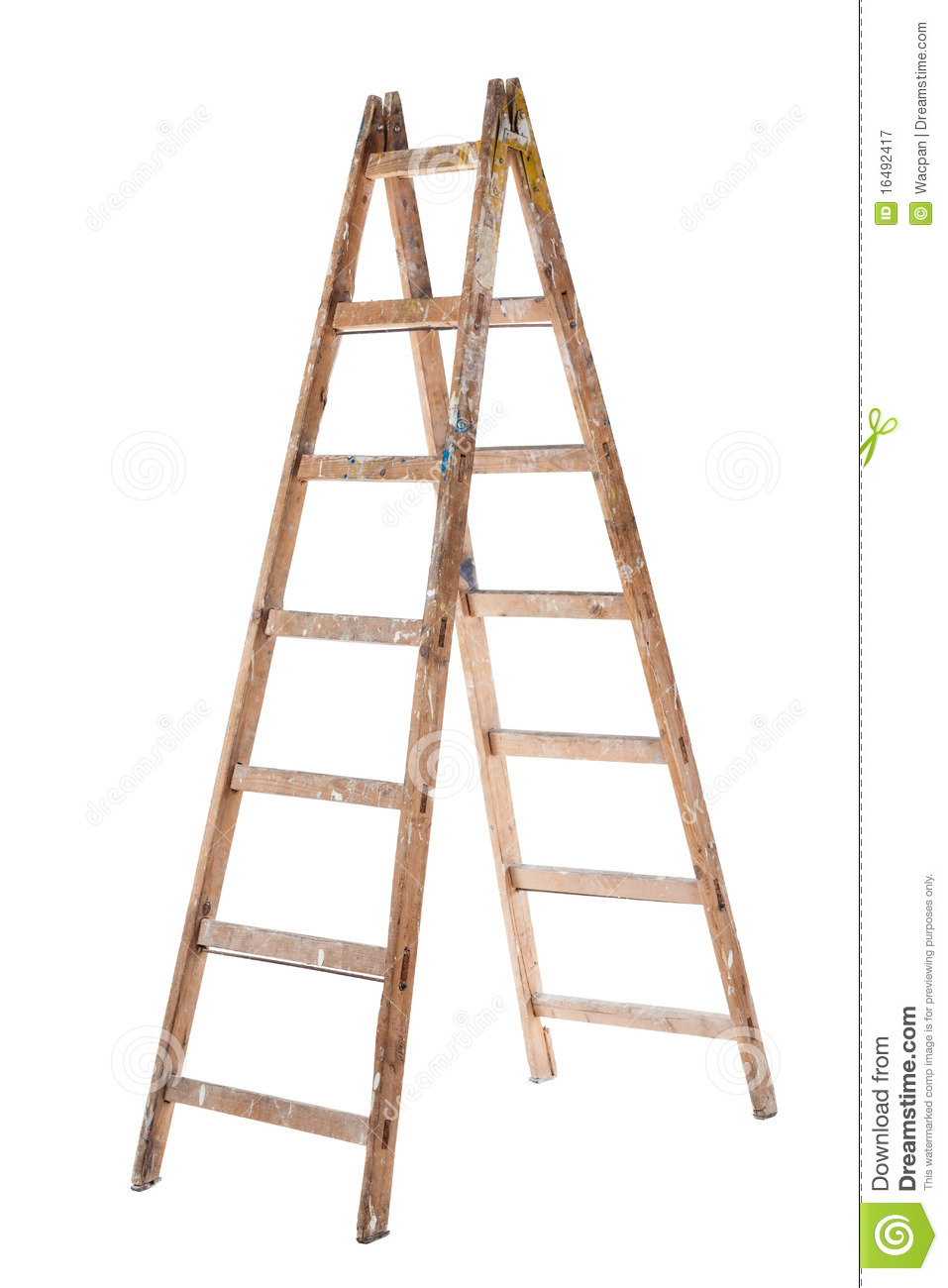 old wood ladder ideas