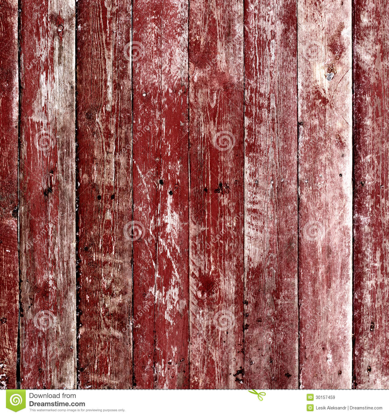 Old Wooden Planks Painted With Paint Royalty Free Stock ...