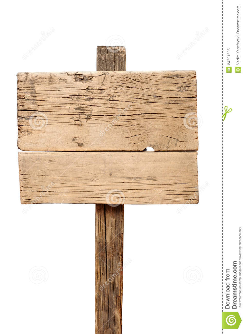 Old Wooden Signpost Stock Image Image Of Wooden Board