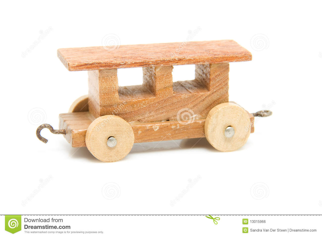 Old Wooden Toy Train Royalty Free Stock Image - Image: 13015966