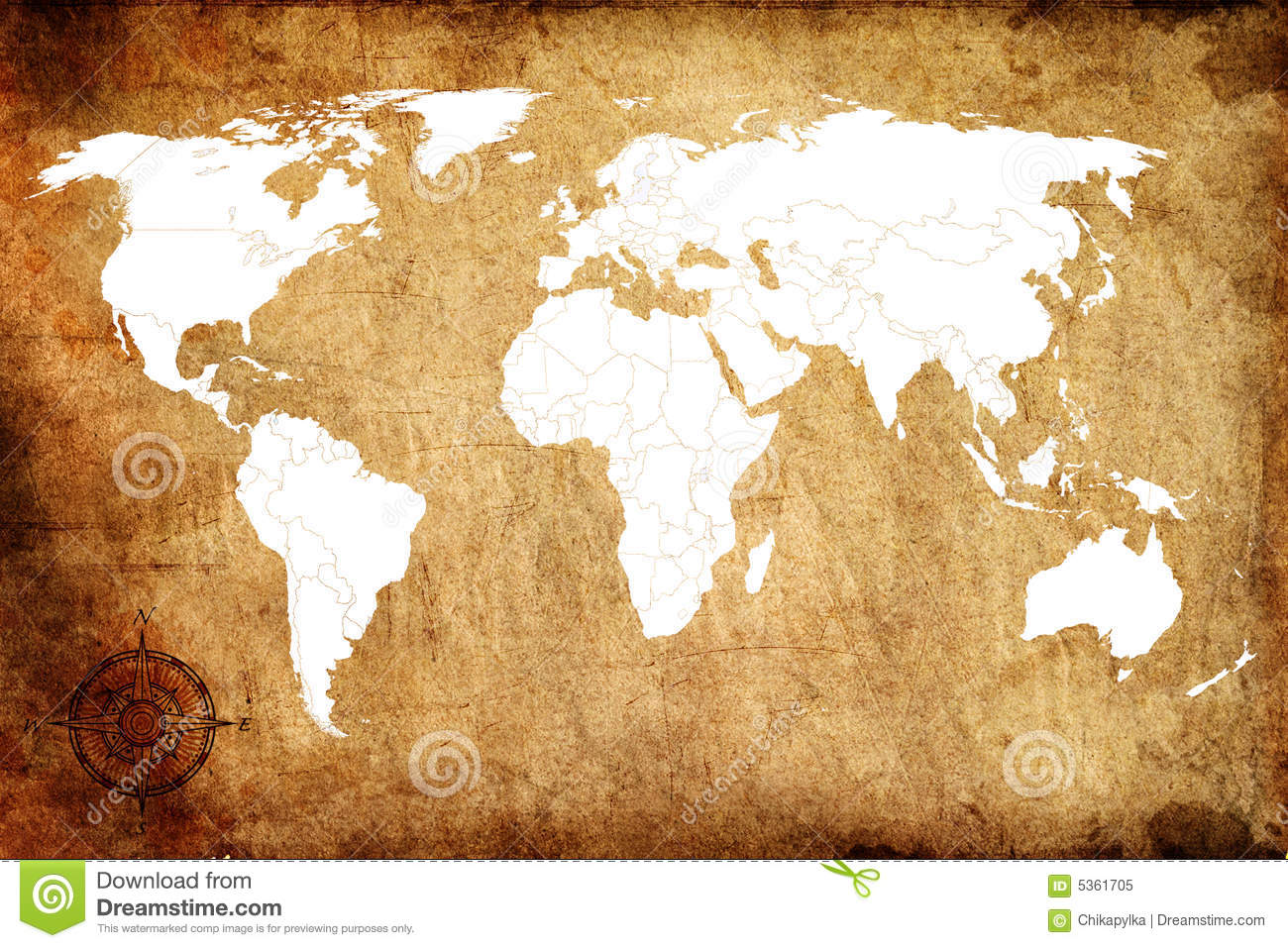 Old world map stock image image of celtic grunge grime 5361705 old world map royalty free stock photo gumiabroncs Image collections