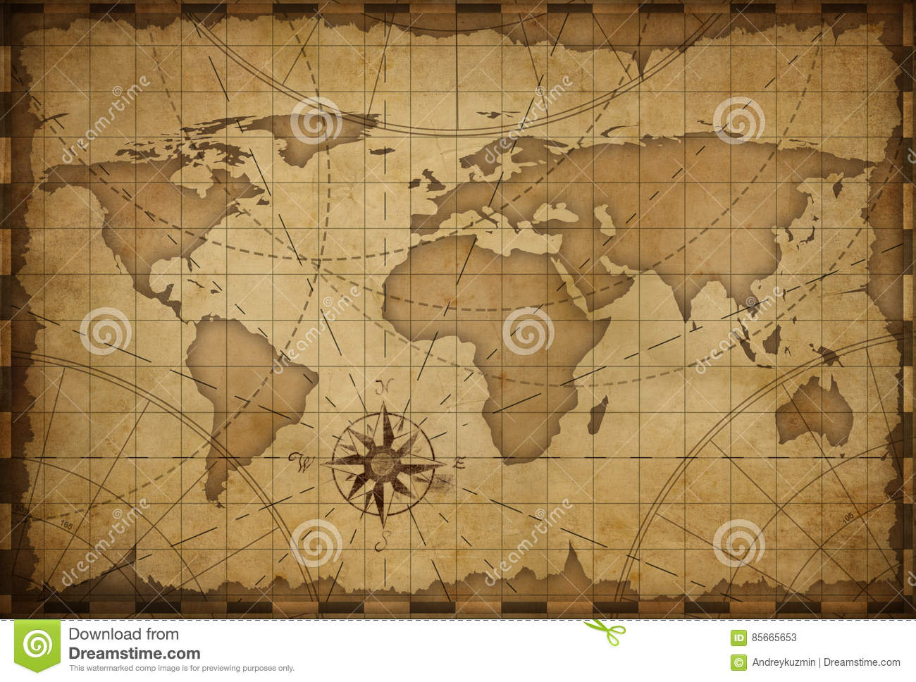 Old world map background stock illustration illustration of finding old world map background stock illustration illustration of finding 85665653 gumiabroncs Gallery